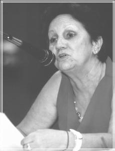 Professora Marili Rodrigues 2001 - 2004