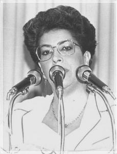 Gladis Mantelli 1983 - 1988